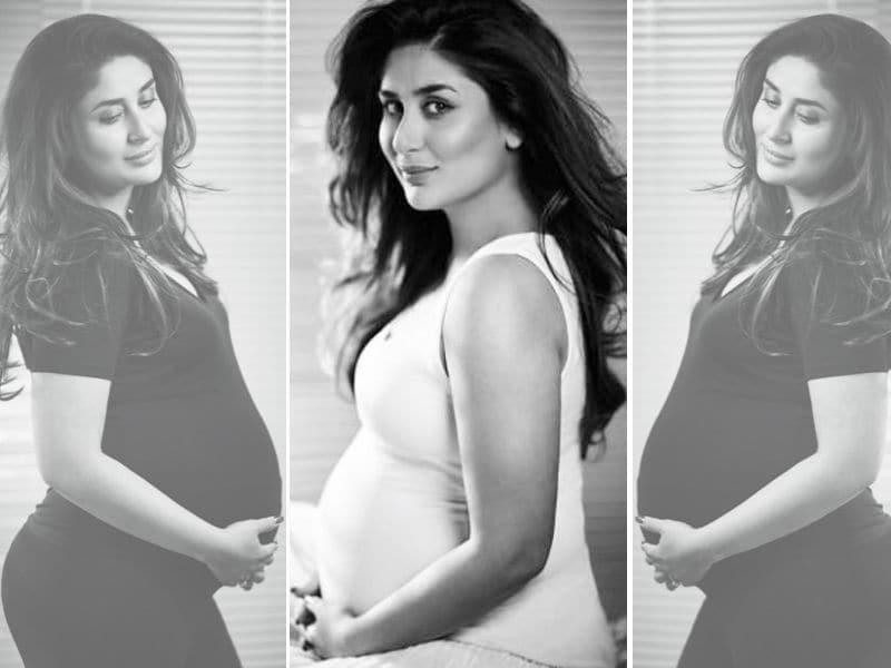 It's Just Kareena And Her 'Bebo Bump' Winning With These Pics