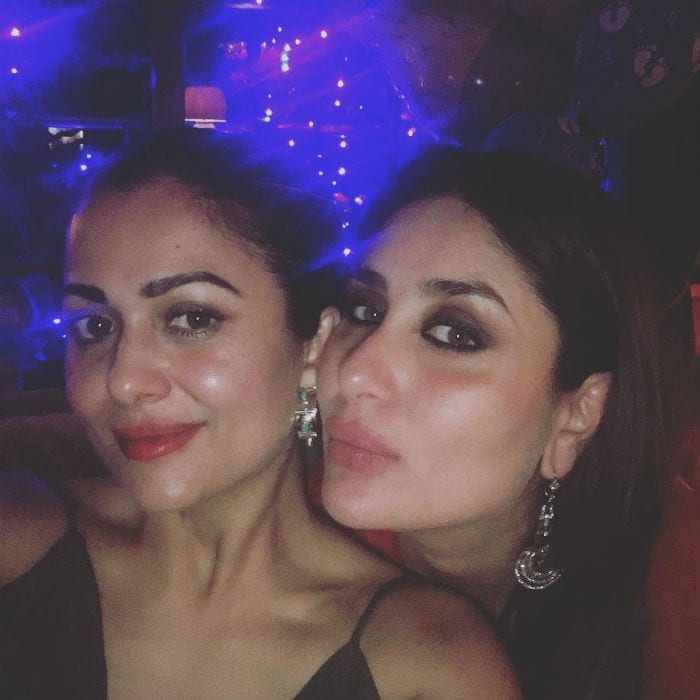 Inside Kareena Kapoor And Baby Taimur\'s Christmas Party