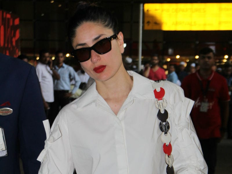Someone Please Tell Kareena Kapoor That We Loved Her Airport Style