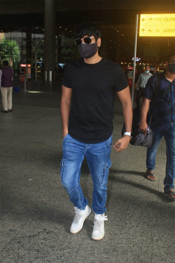 Make Way For Karishma Tanna, Spotted At The Airport
