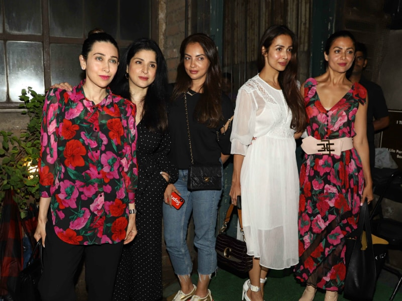 Karisma, Malaika Lead Glam Squad And How