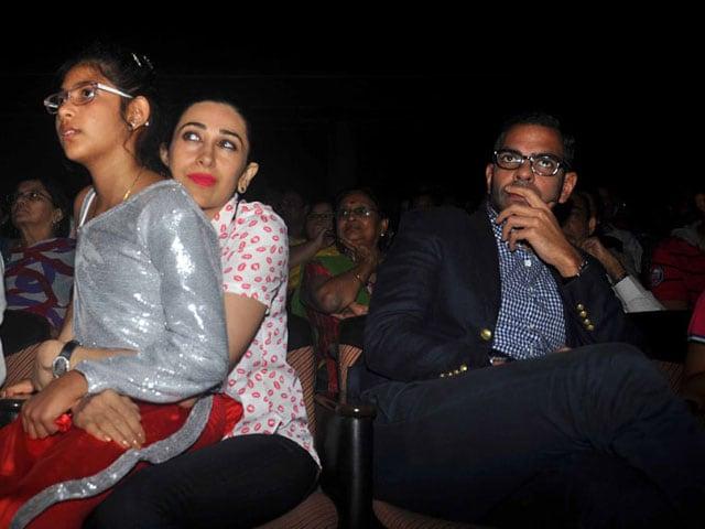 Karisma Kapoor's Outing With Former Husband Sunjay Kapur