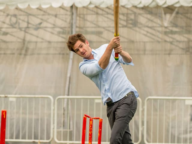 So long Sachin, Spider-Man's playing cricket now