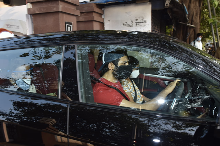 Kartik Aaryan And Family Get First Dose Of COVID-19 Vaccine. Pics Inside