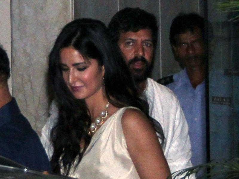 Katrina Kaif Lights Up Kabir Khan's Diwali Bash