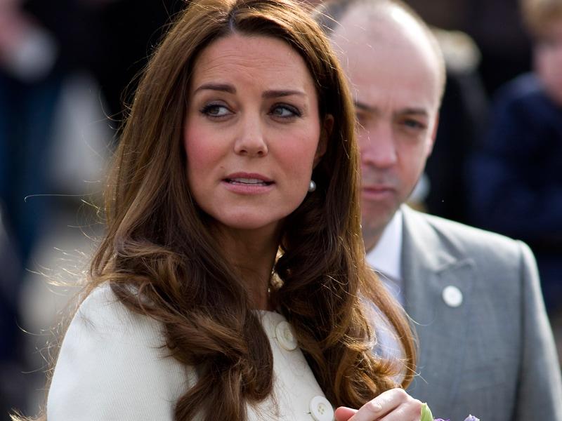 Downton Abbey Receives a Royal Visitor, Kate Middleton