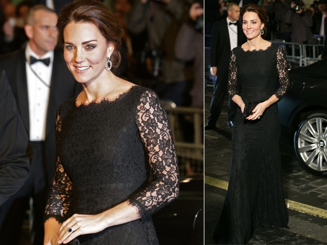 The Night Of The Duchess: Kate Middleton's Royal Outing