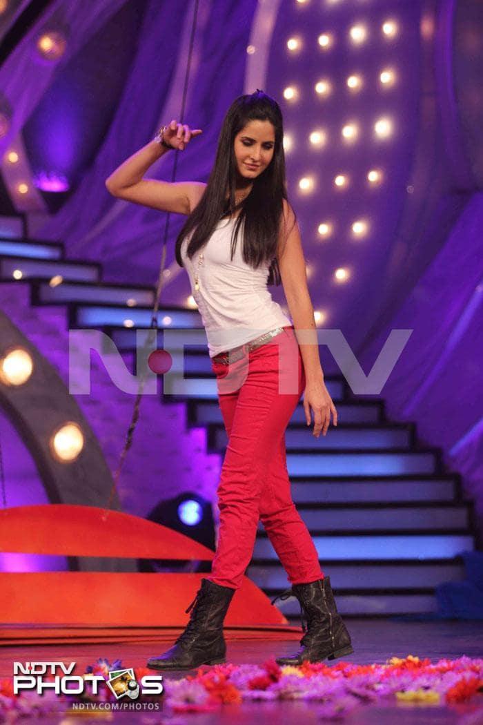 Katrina, Imran and Ali go stage-hopping!
