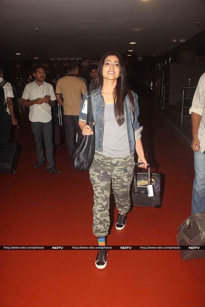 Katrina Kaif\'s Chic Airport Fashion And That Kala Chashma