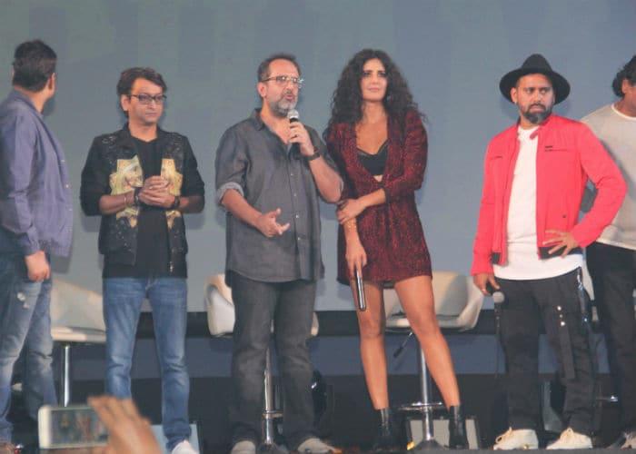 फिल्म 'ज़ीरो' के इस गाने पर जमकर थिरकीं कटरीना कैफ