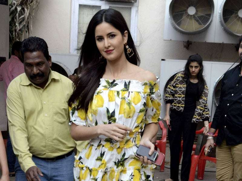 One More Fashion Hit: Katrina Looks Fabulous