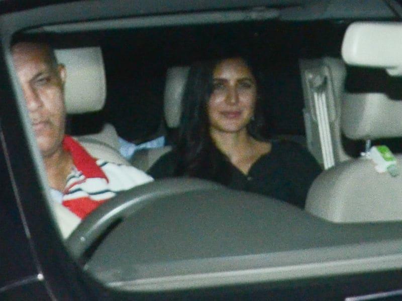 Catching Up With Katrina Kaif