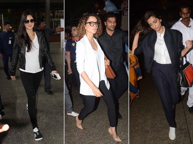 Katrina, Sonam, Kangana Are The Jetsetters You Need To Watch Out For