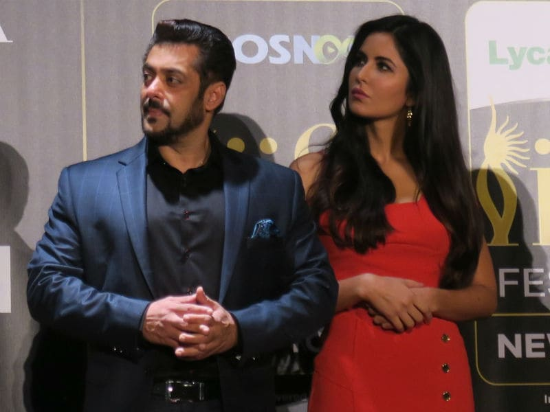 IIFA Awards 2017: Jab Salman Met Katrina In New York