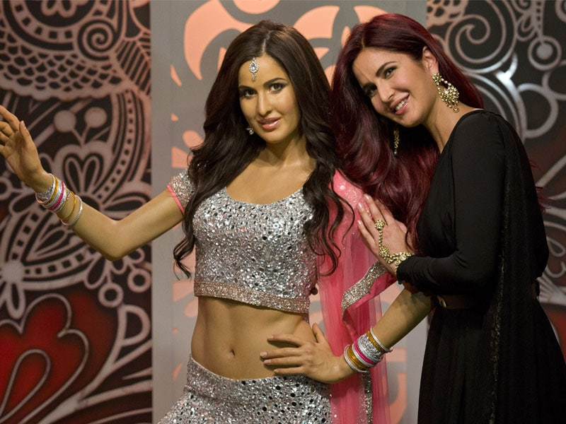 Katrina's Sheila is Now in Madame Tussauds' Hall of Fame