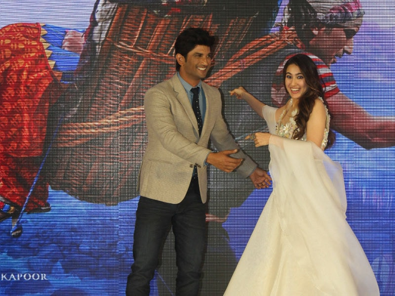 A Kedarnath Day For Sara Ali Khan And Sushant Singh Rajput