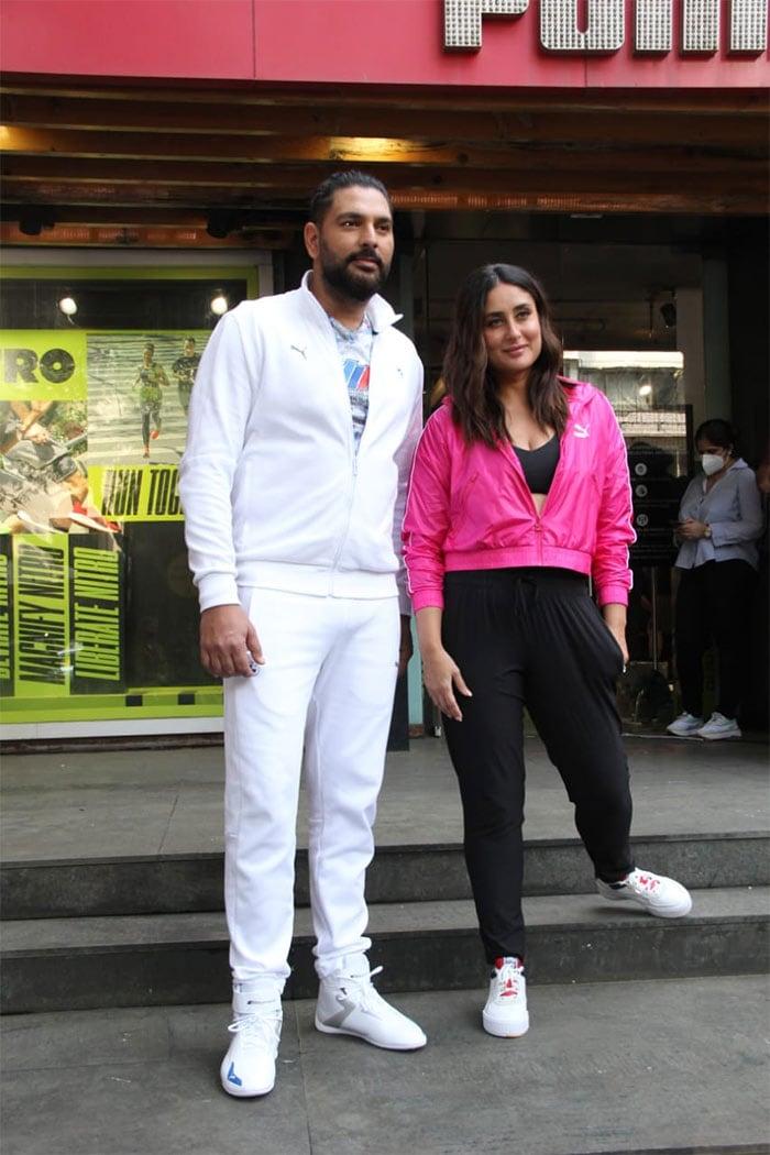 Keeping Up With Kareena Kapoor And Yuvraj Singh