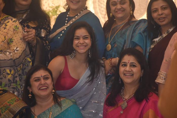 Keeping Up With Kajol\'s Durga Puja Festivities