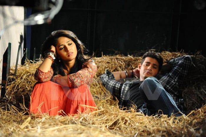 Mahesh Babu in Khaleja