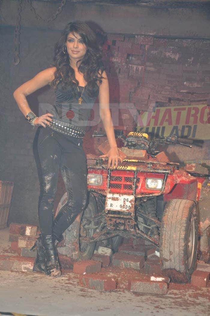 Priyanka ready to host Khatron Ke Khiladi Season 3