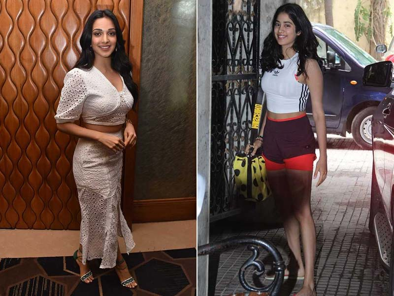 What's Keeping Kiara Advani And Janhvi Kapoor Busy?