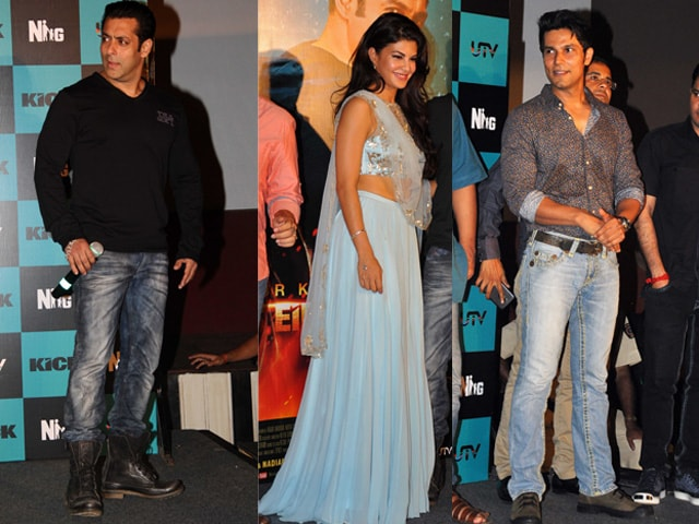 Salman, Jacqueline Kick-Start a New Journey