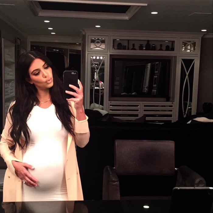 10 Reasons Why Kim Kardashian is the Insta-Queen