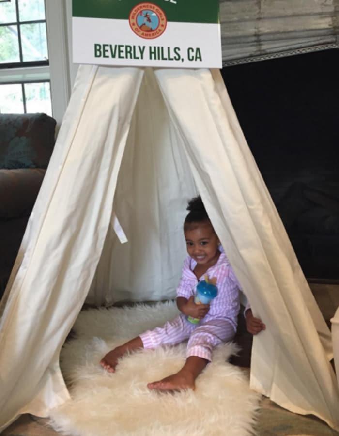 Kim Kardashian\'s Baby Shower Had Sugar, Spice and Everything Nice