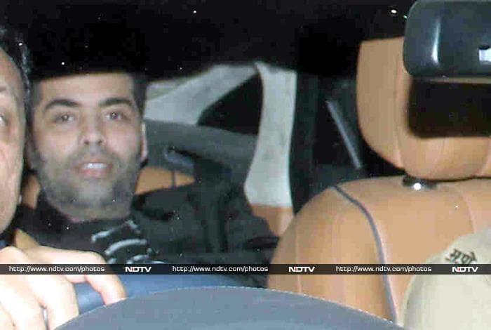 Katrina, Ranbir\'s Party Night With Karan & Gang