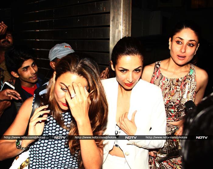 Kareena, Jacqueline, Malaika Glam-up Zoya Akhtar\'s Party