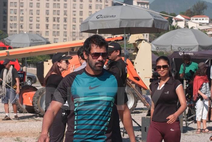 Mind-blowing stunts on Khatron Ke Khiladi 3
