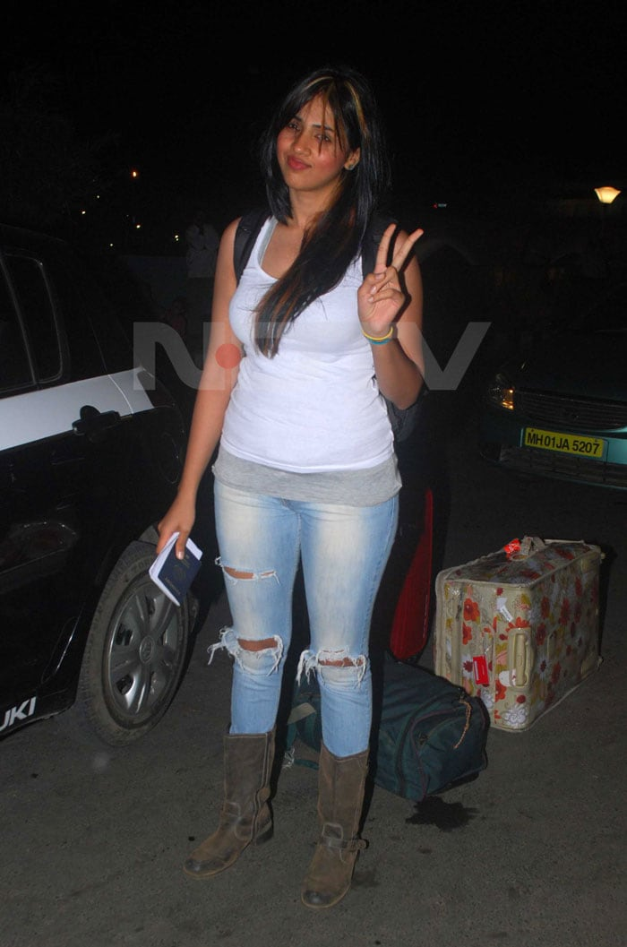 Khatron Ke Khiladi participants leave for South Africa