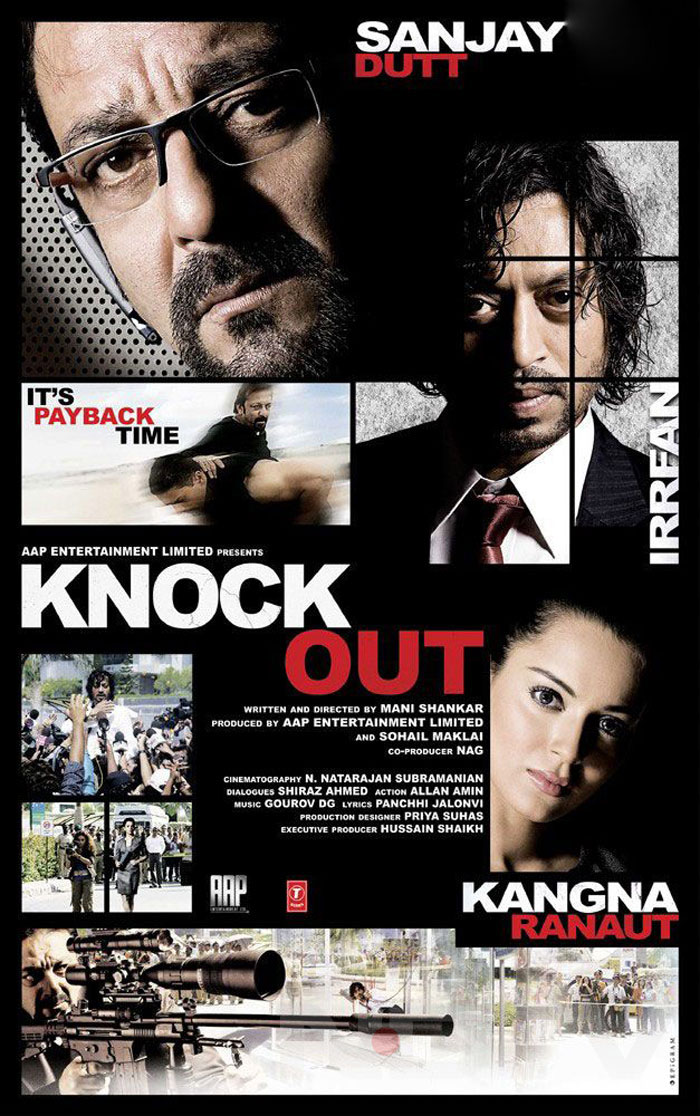 First look @ Knock Out