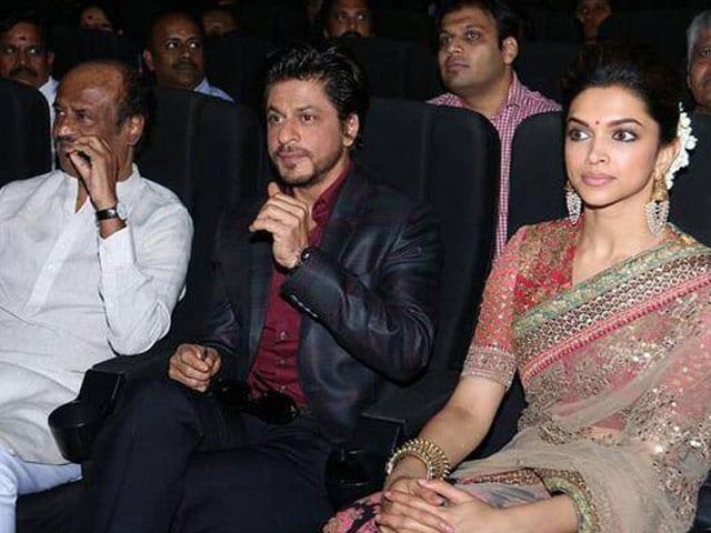 Kochadaiiyaan music launch: Rajini Sir's heroine and celebrity fan