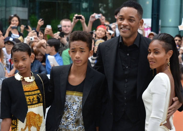 Will Smith at the Toronto Film Festival