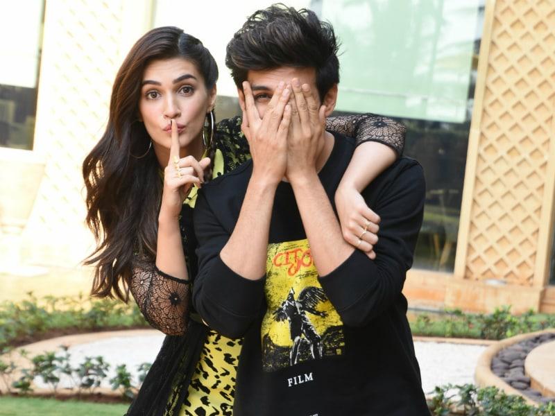 Kartik Aaryan And Kriti Sanon's Luka Chuppi