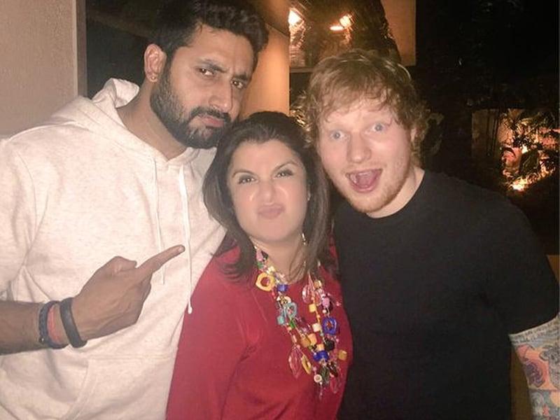 Photo : Ed Sheeran's India Diaries