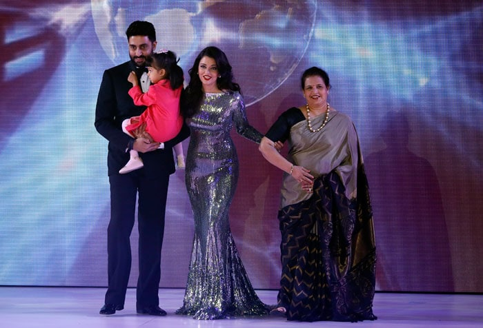 Aaradhya Bachchan, Only 3 and Already at Miss World