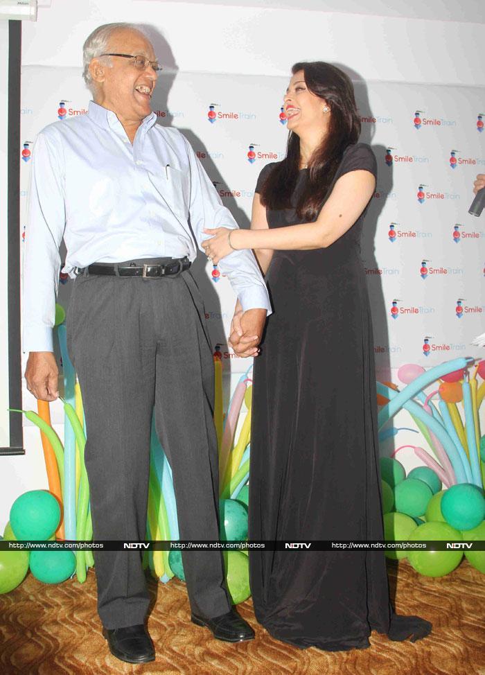 For Aishwarya, a Double Celebration