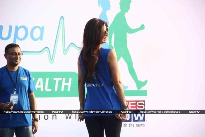 Girls\' Day Out: Aishwarya, Shilpa