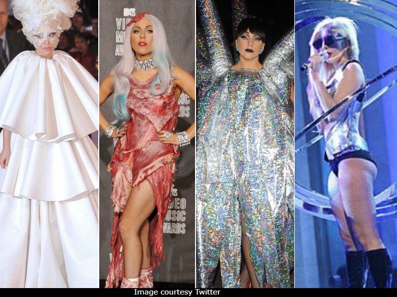 Photo : The Style Evolution Of The Once-Outrageous Lady Gaga