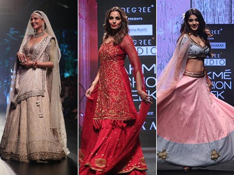 Lakme Fashion Week Day 4: Can You Twirl Like Sushmita Sen, Bipasha Basu, Nidhhi Agerwal?