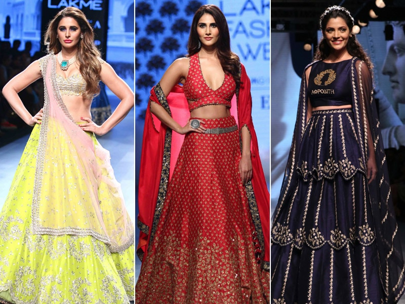 Lakme Fashion Week Day 4: Vaani Kapoor, Nargis Fakhri And Saiyami Kher Steal The Show