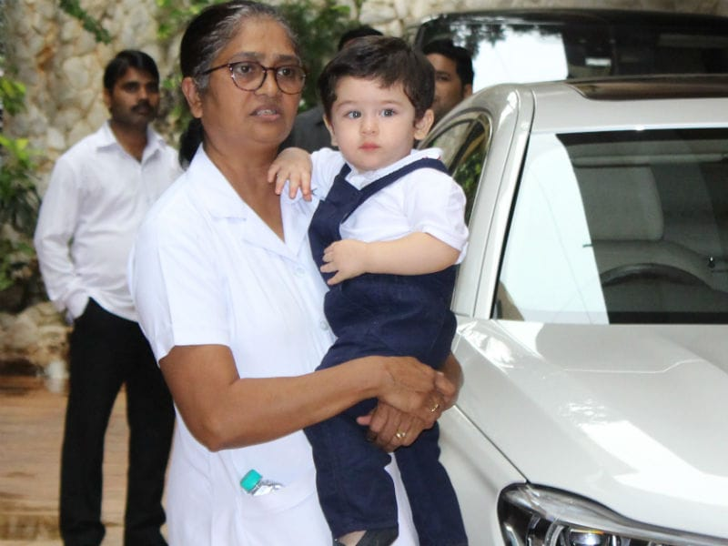 Look Who All Attended Laksshya's Birthday Bash - Taimur, Roohi And Yash