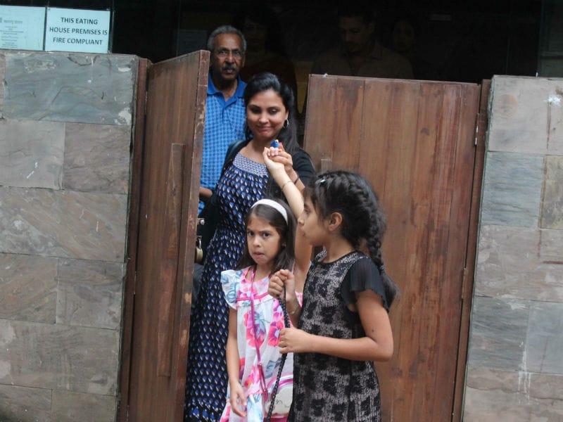 A Love Soaked Weekend With Lara Dutta, Mahesh Bhupathi And Saira