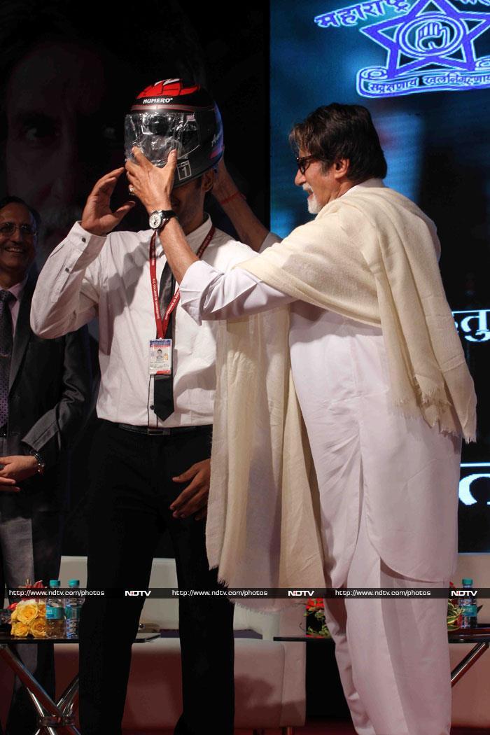 Of Movies and Launches:  Aditi, Gul, Big B