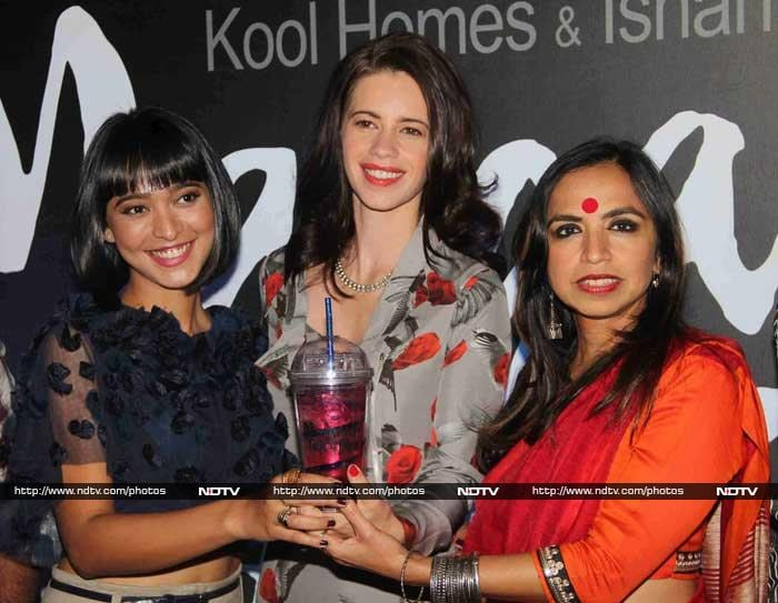 An Evening to Remember:  Kalki, Aamir, Amyra