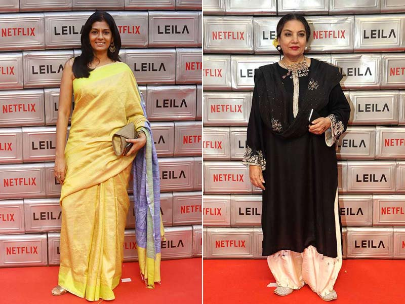 Inside Netflix's Leila Premiere With Nandita Das And Shabana Azmi