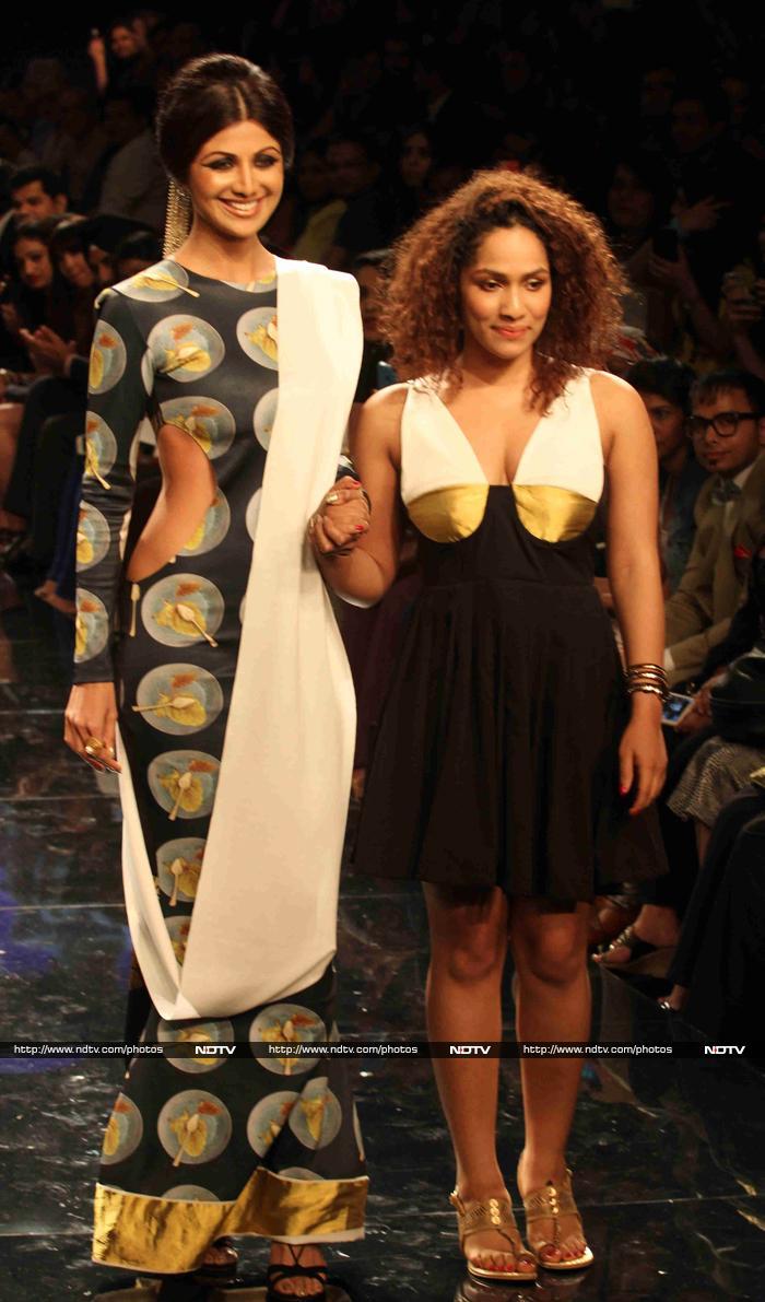 Oh, to Look Like Shilpa and Sushmita