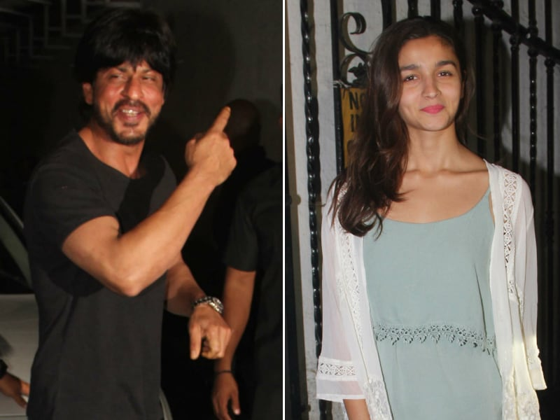 Alia, Varun, KJo Return Where it All Started With Shah Rukh in Tow